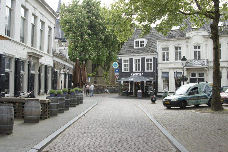 Ginnekenmarkt Breda